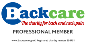 Backcare Professional Member new logo